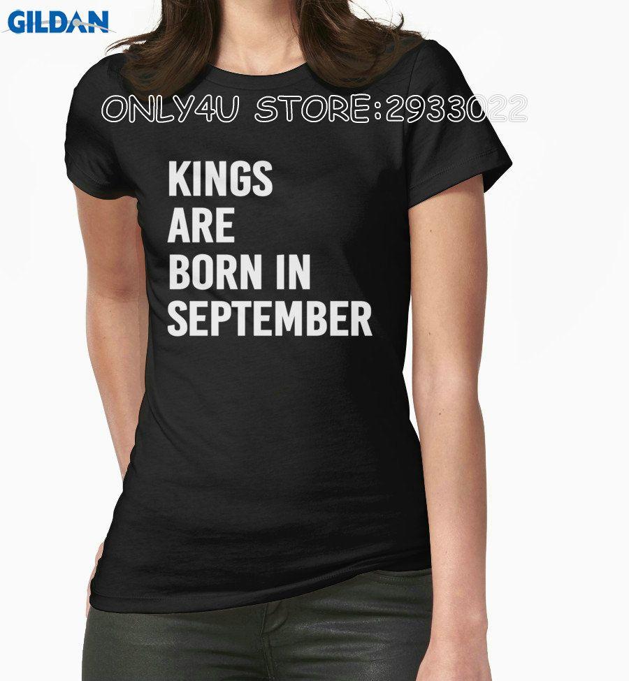 Design your own t-shirt gildan - Gildan Only4u Design Your Own Shirt Women S Short Sleeve Printed O Neck Kings Are Born