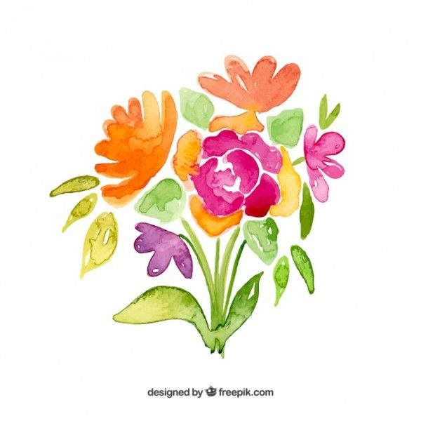 29++ Bouquet of flowers clipart free ideas in 2021