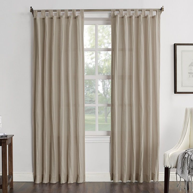 Jcpenney Home Vivian Tab Top Curtain Panel Tab Top Curtains