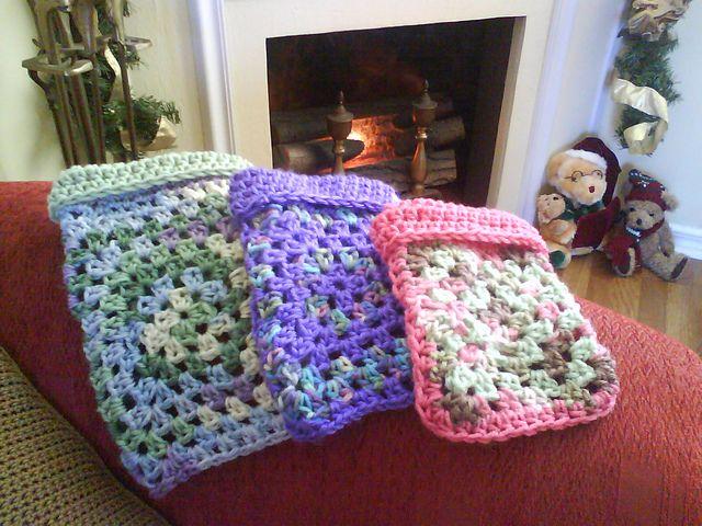 Ravelry: gann49's Urban Granny Square Doggie Sweaters
