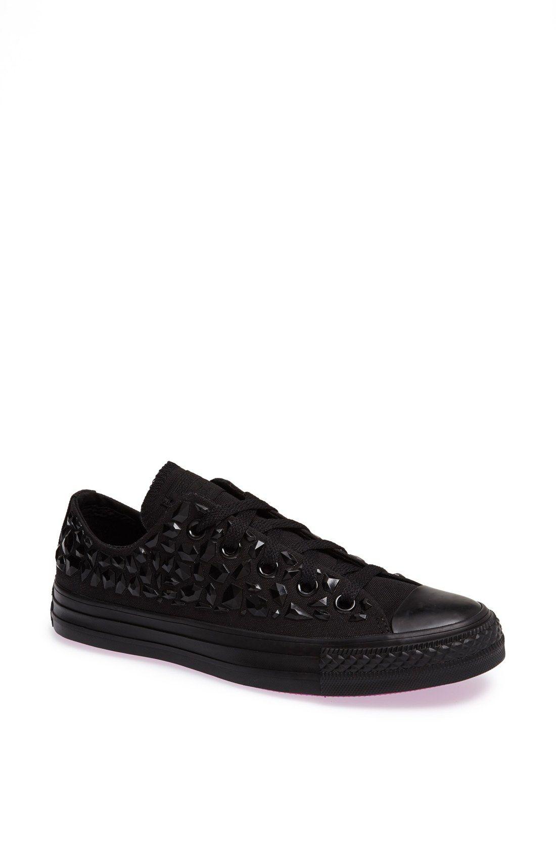 64149379c7c9 Converse Chuck Taylor® All Star®  Rhinestone  Sneaker (Women ...