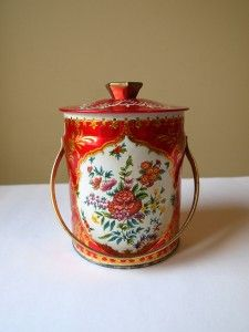 Art, Books, Tea: Antique Tea Tins ~