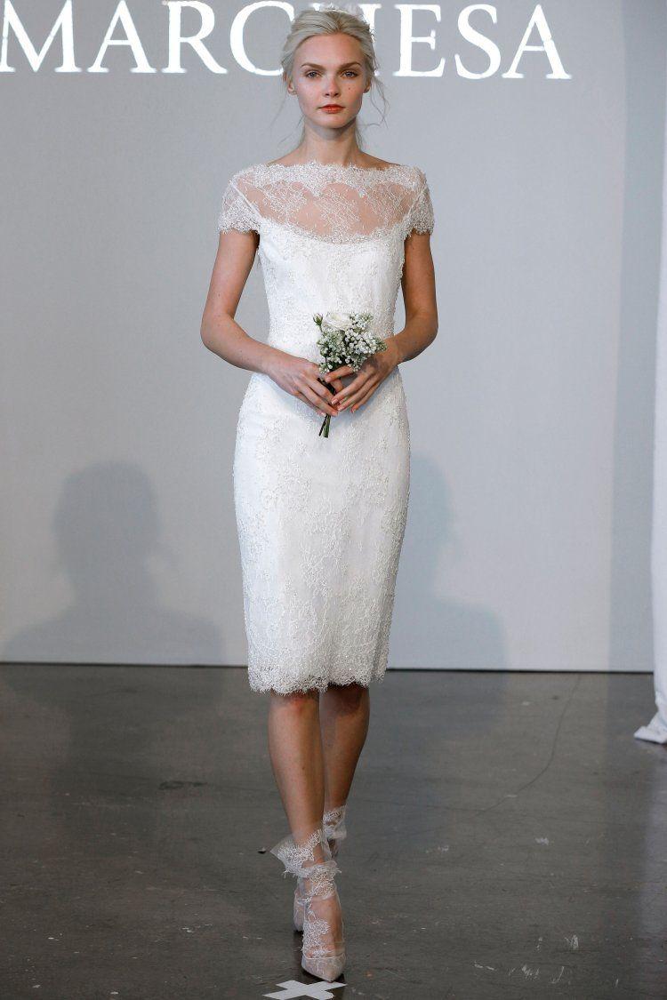 1930s style wedding dresses   robes de mariée en dentelle pour la saison   Marie Claire