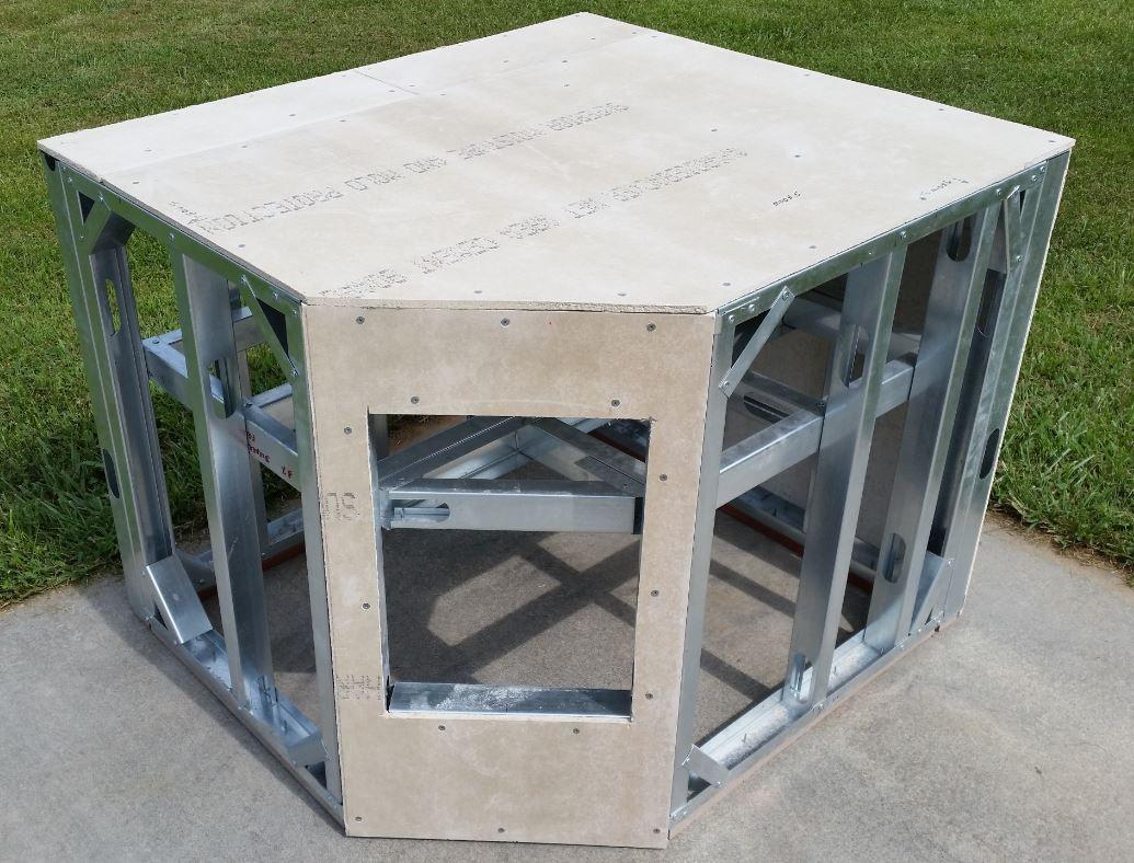 Diagonal Corner Diy Rapid Panel Kit Outdoor Kitchen Module Fits Egg Smokers Sinks Sideburners Drawers T Outdoor Kitchen Outdoor Kitchen Kits Outdoor Tables