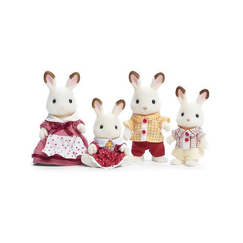 Calico critters hopscotch rabbit family international playthings calico critters hopscotch rabbit family international playthings toys r us negle Images