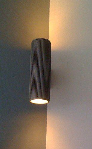 Lampara De Pared Para Exterior De Aluminio Fundido 275 00 Lampara De Pared Lamparas De Pared Lampara