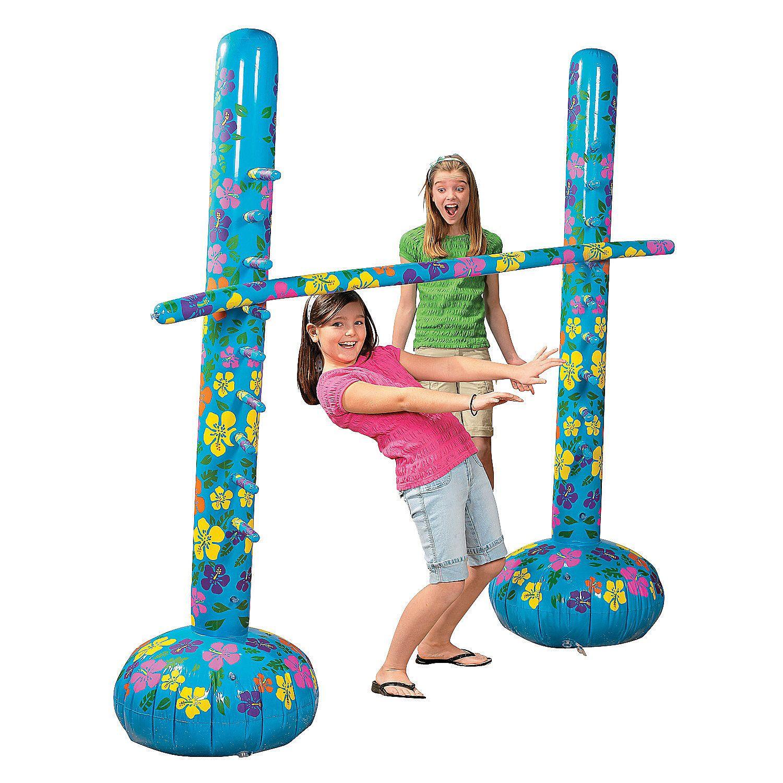 Inflatable Limbo Game Kit - OrientalTrading.com