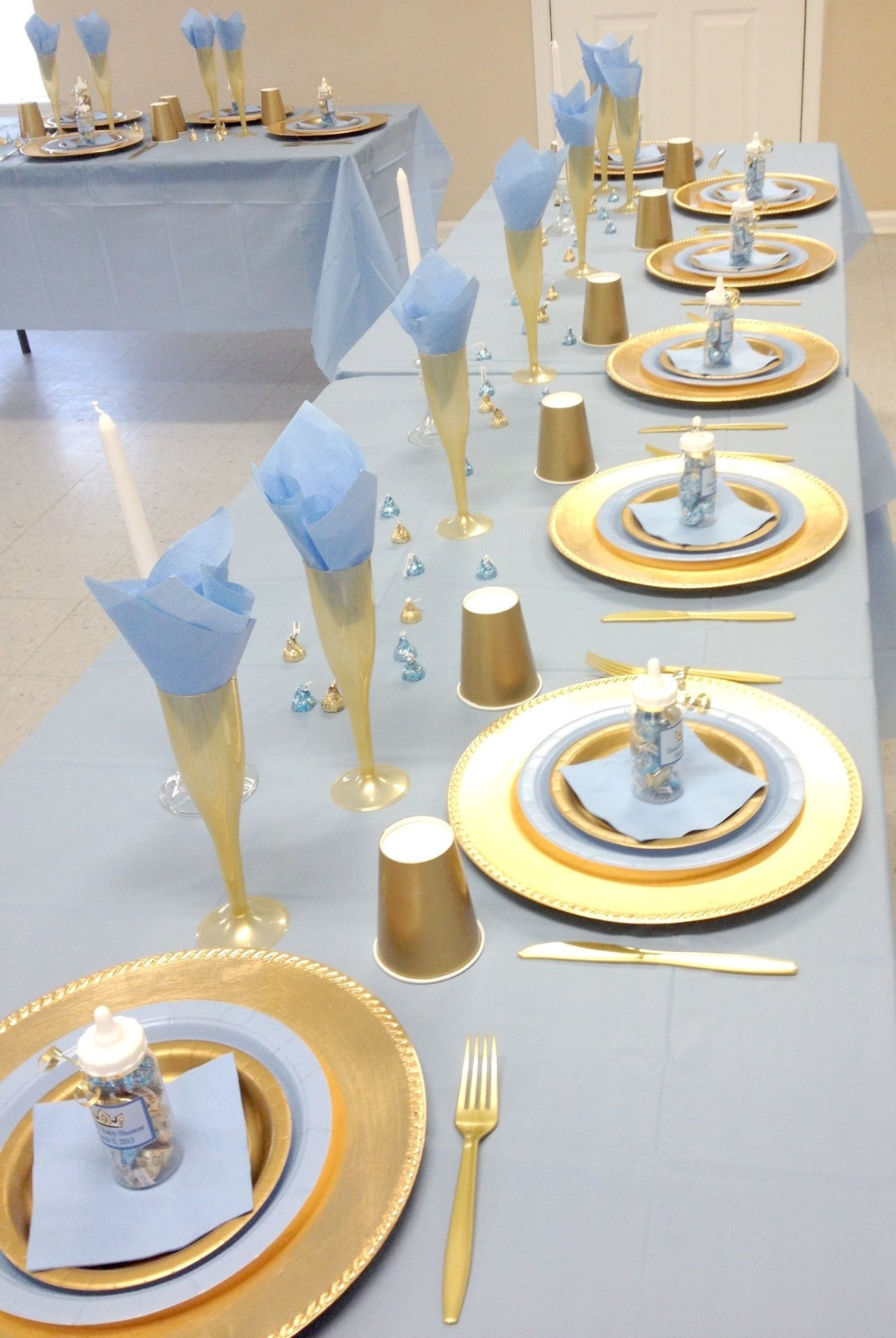 prince baby prince boy shower baby shower table shower ideas baby boy