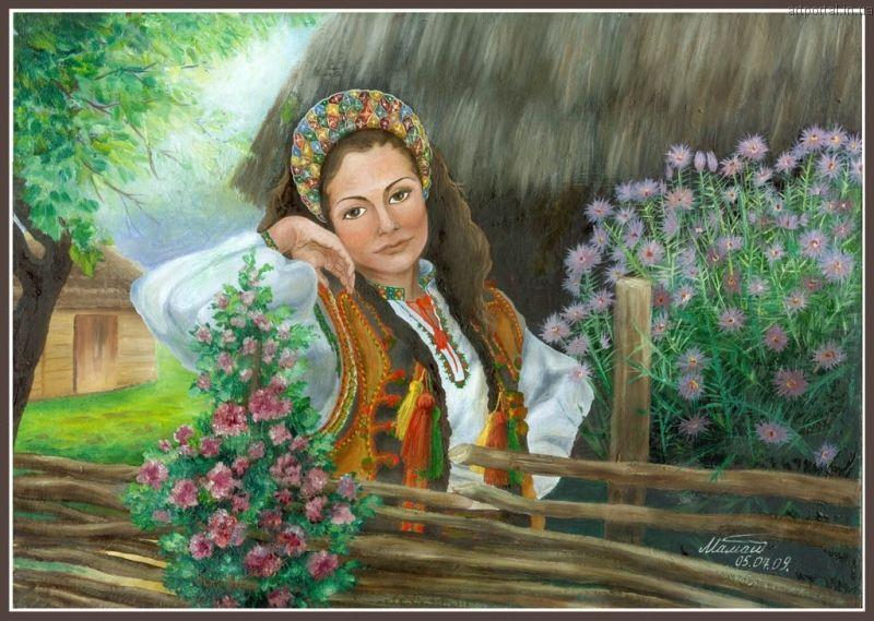 Черноглазая казачка картинки к песне