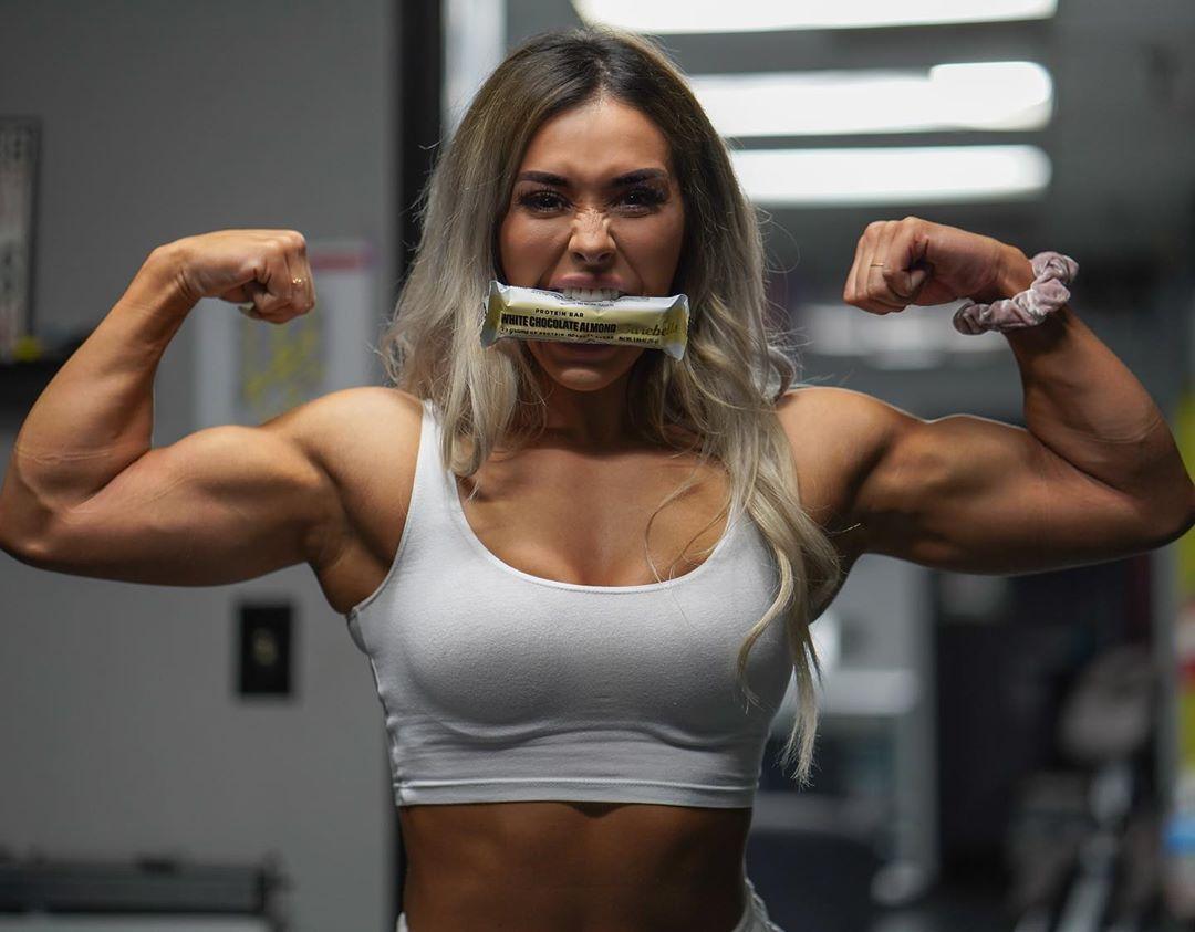 Like muscles big girls do Why Do