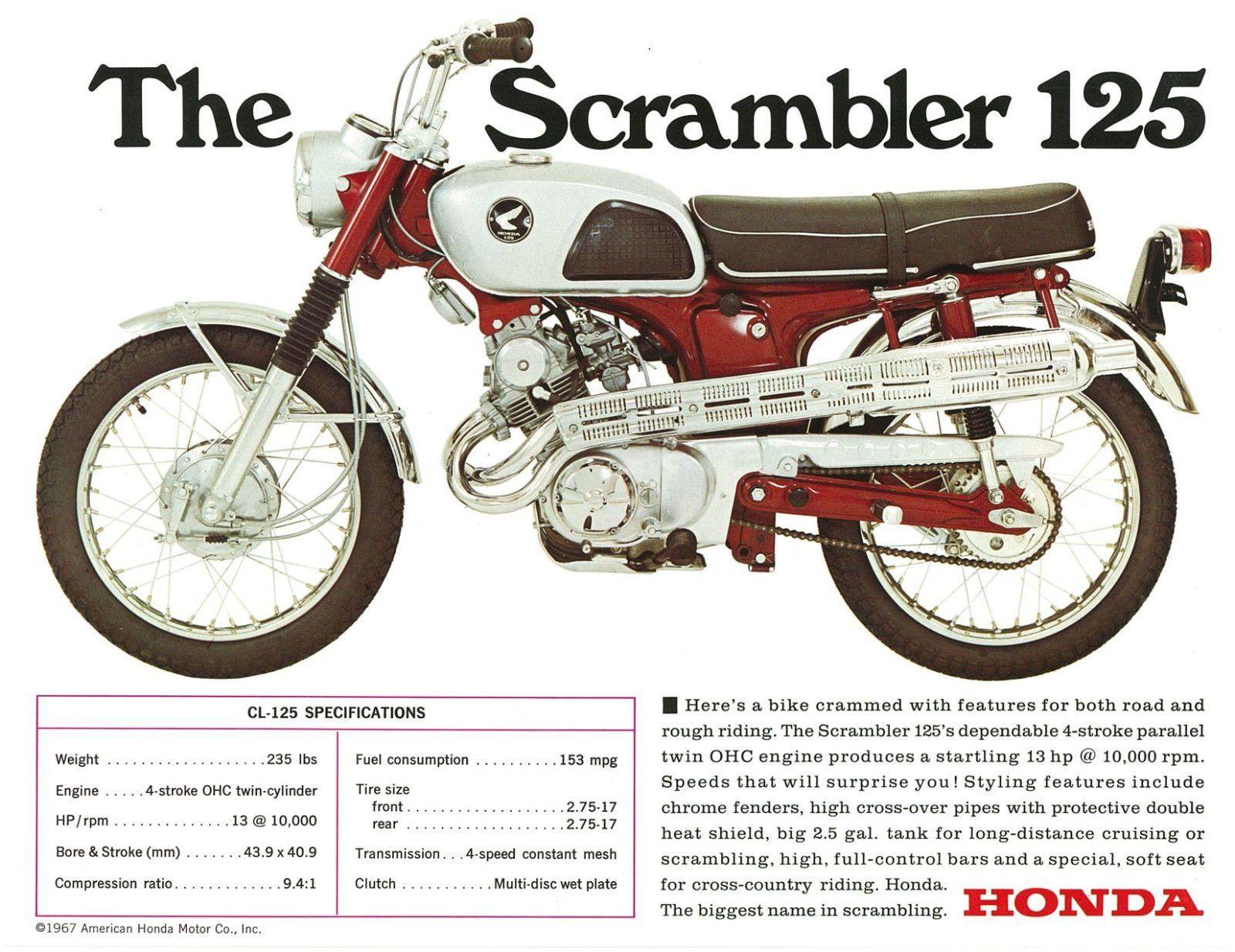 A Brief Guide To Honda Scramblers Updated For 2019 Honda Scrambler Vintage Honda Motorcycles Honda Motorcycles [ 1234 x 1600 Pixel ]