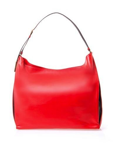 Stella McCartney Beckett Hobo  Red Means Stop…and Stare  58bbf87661353