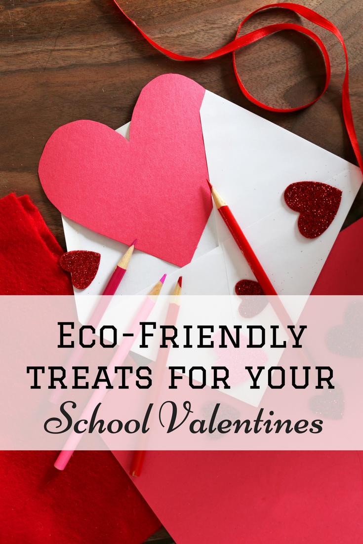 eco friendly valentines day