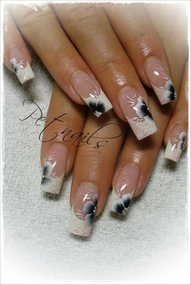 KimsKieNails   Nails en acrilico y 3D   Pinterest   Nail nail ...