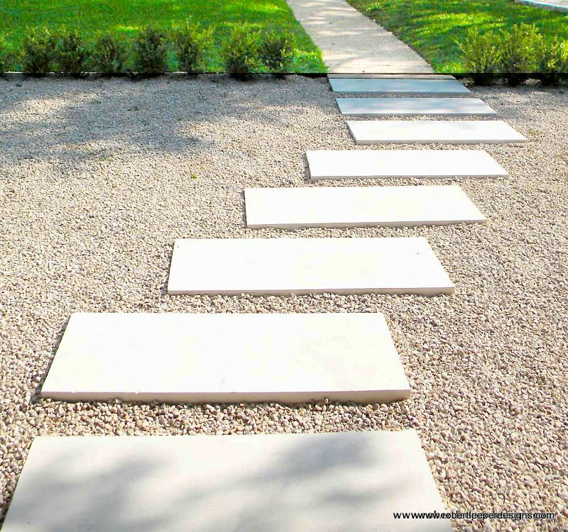 40 Different Garden Pathway Ideas: Modern Landscaping, Landscaping Austin