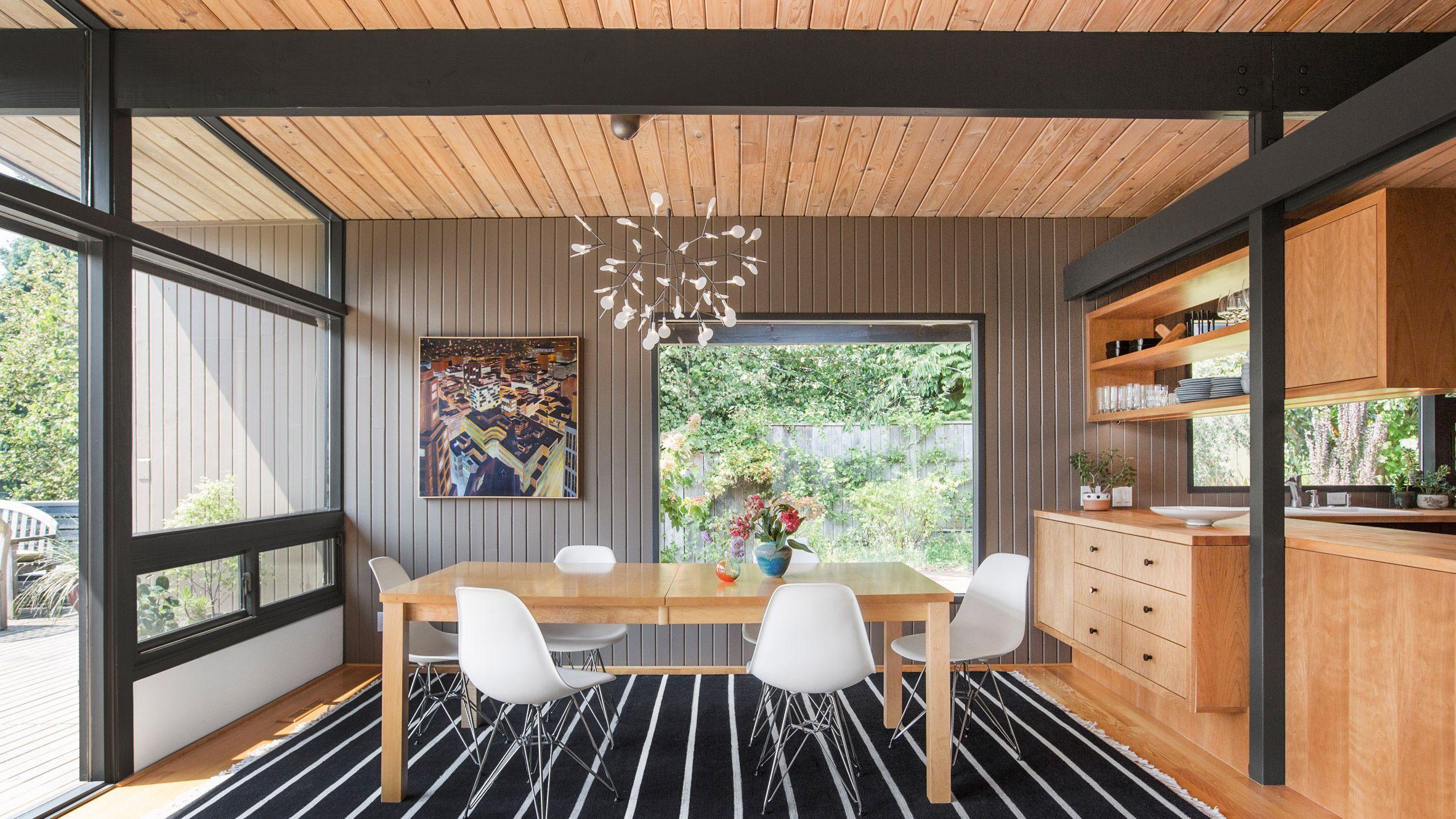 Hillside Midcentury, Seattle, Washington, By Shed Architecture & Design