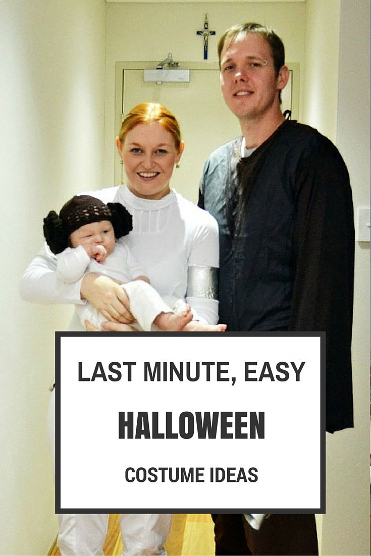 Last Minute Easy Halloween Costume Ideas | Easy halloween costumes ...