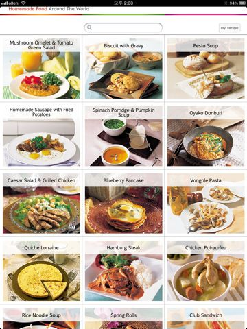 Traditional Food Dishes From Around The World Google Search