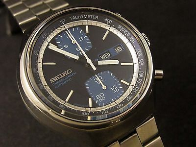 RARE VINTAGE SEIKO 6138-8030 CHRONOGRAPH AUTOMATIC EXCELLENT https://t.co/fAmGi6TSfY https://t.co/D4jgK3x15x