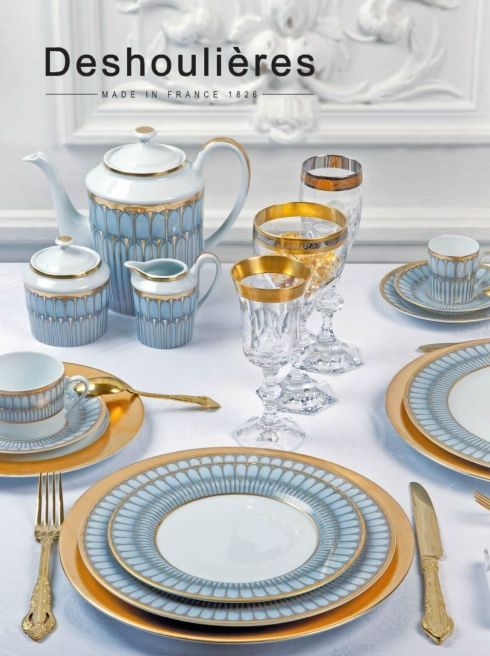 Deshoulieres - The Arcades Grey u0026 Gold collection by Deshoulieres as seen in this monthu0027s Tableware Today magazin.  sc 1 st  Pinterest & Deshoulieres - The Arcades Grey u0026 Gold collection by Deshoulieres ...