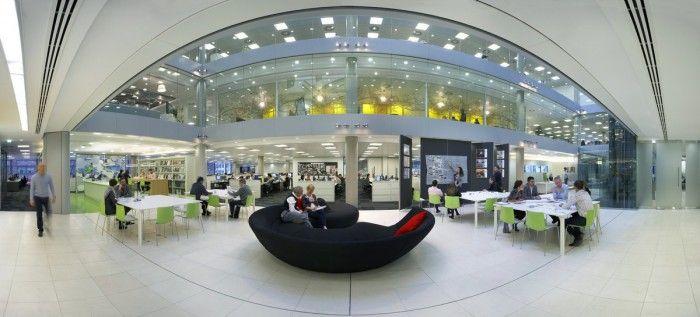 HOKs London Offices
