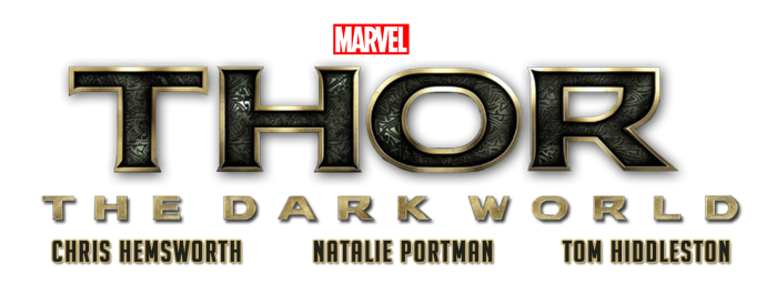 Thor The Dark World Logo The Dark World Logos Thor