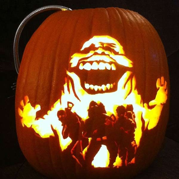 40 best pumpkin carvings of monsters and villains - Best Pumpkin Carvings
