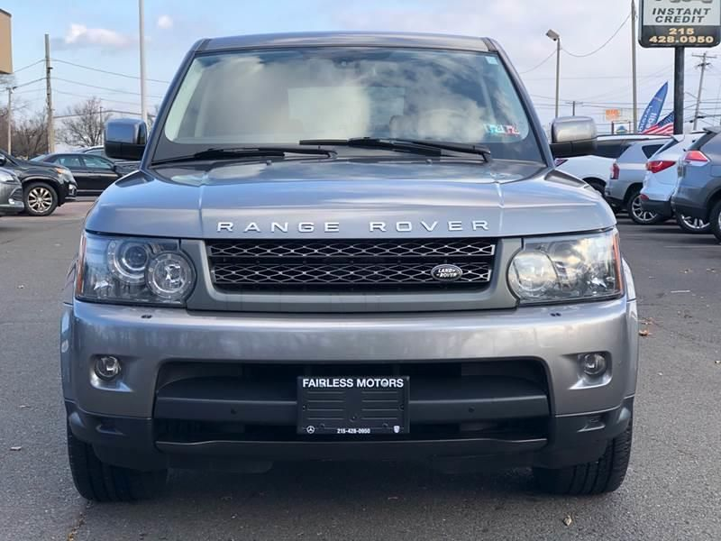 2011 Land Rover Range Rover Sport HSE 4x4 4dr SUV in 2020