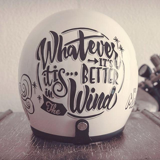 By Brusco Artworks Design Motorcycles Helmet Caferacerpasion Com Motorcycle Helmets Bike Helmet Design Motorbike Helmet