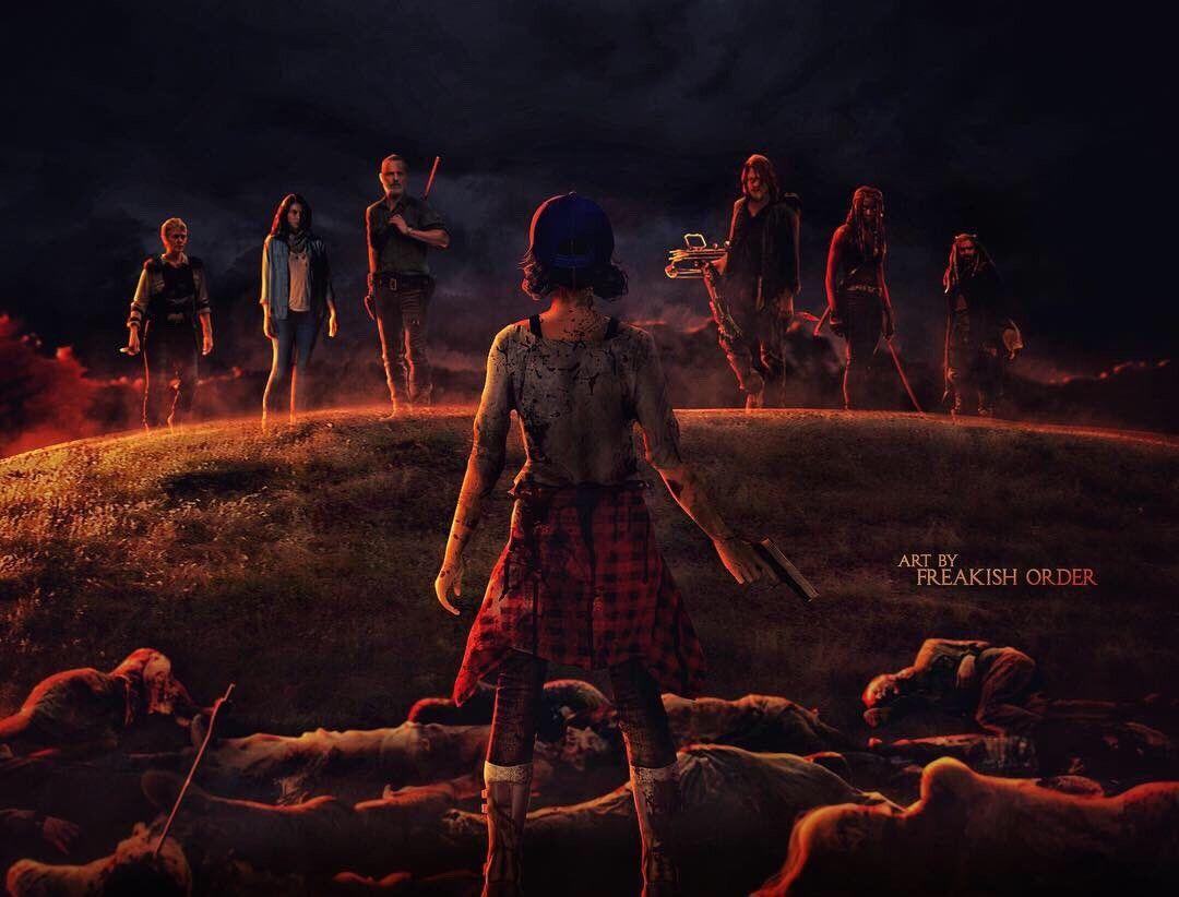 Wooooow Walking Dead Game Walking Dead Drawings The Walking Dead Telltale