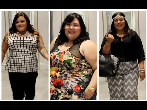 wetsealplus on 3 different body shapes | plus size shopping and