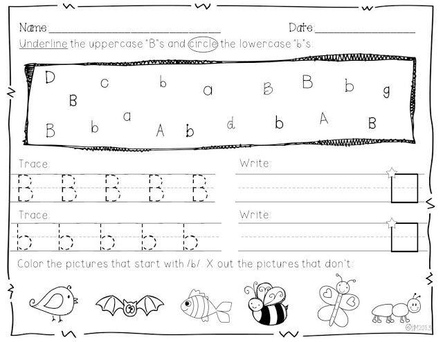 Alphabet Practice Miss Kindergarten Alphabet Practice Miss Kindergarten Kindergarten Writing
