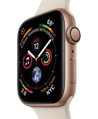 Apple Watch Series 4 Gps + Cellular, 44mm Gold Stainless