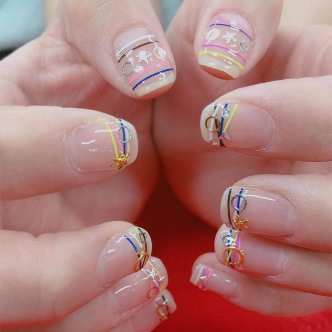 18 Bracelet Nails One Of The Cutest Trends In Nail Art Nail