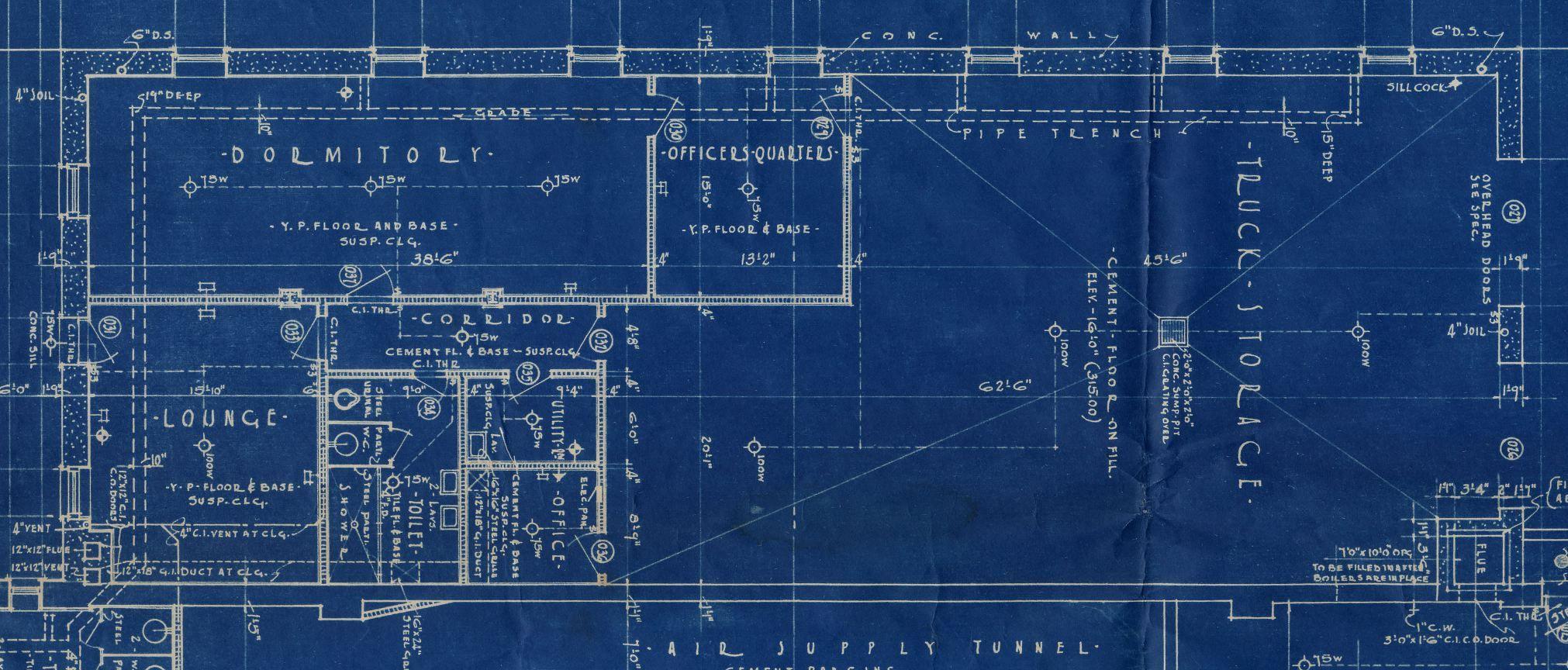 Blueprints Hotel Film Design Graphic Architecture