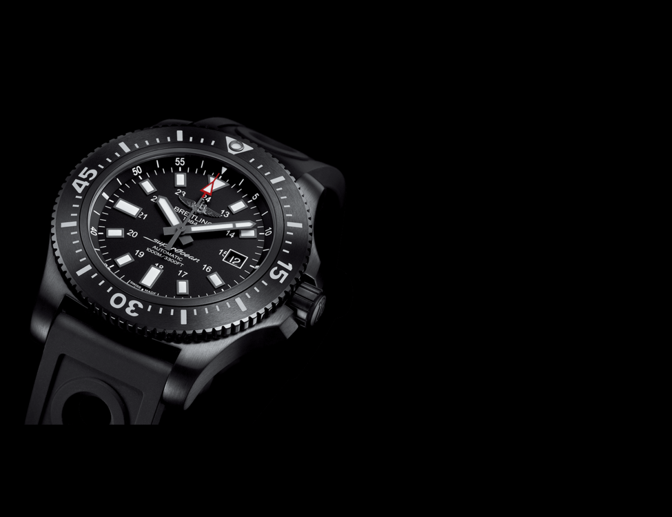 Superocean 44 Special - Breitling - Instruments for Professionals
