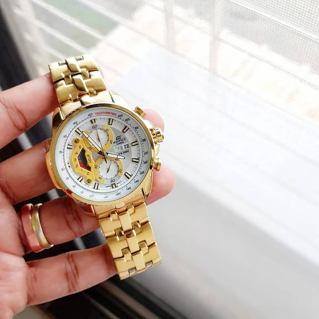 bb39322d8 Casio Gold Edifice 558 Available & Ready to ship today #Casio For Men  Original