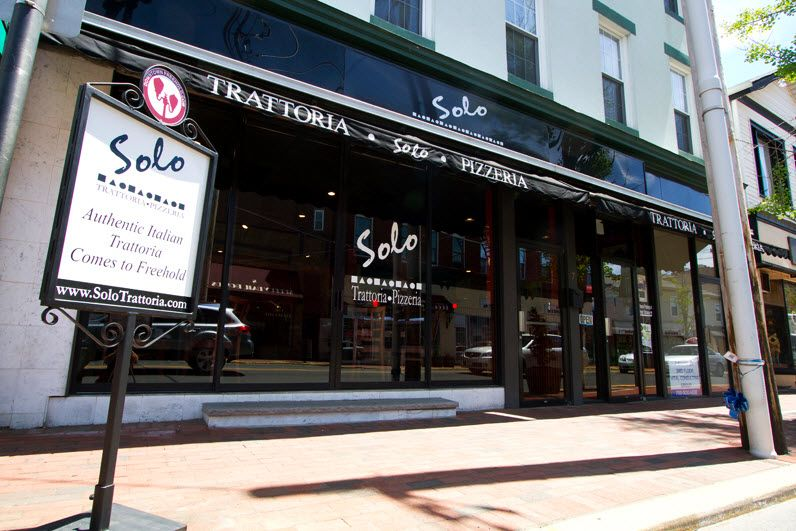 Some Say Solo Trattoria In Freehold Nj Is The Best Italian Restaurant Monmouth