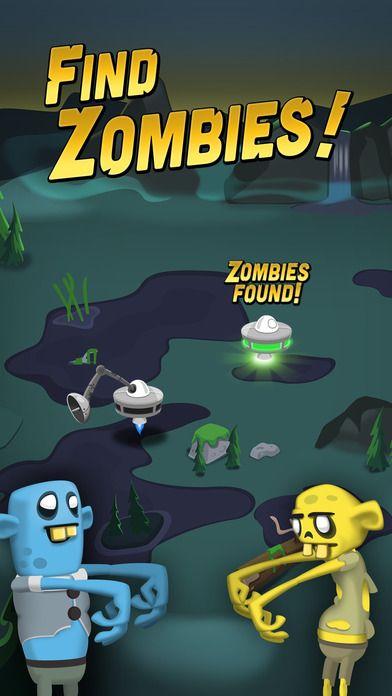 لعبة اصطياد الزومبي Zombie Catchers للأندرويد والأيفون نيوتك New Tech Zombie Catchers New Zombie Zombie