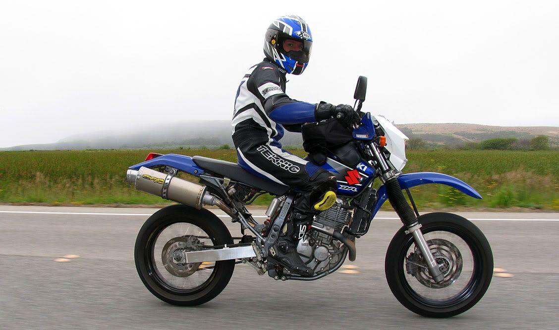 Suzuki Motard Bikes