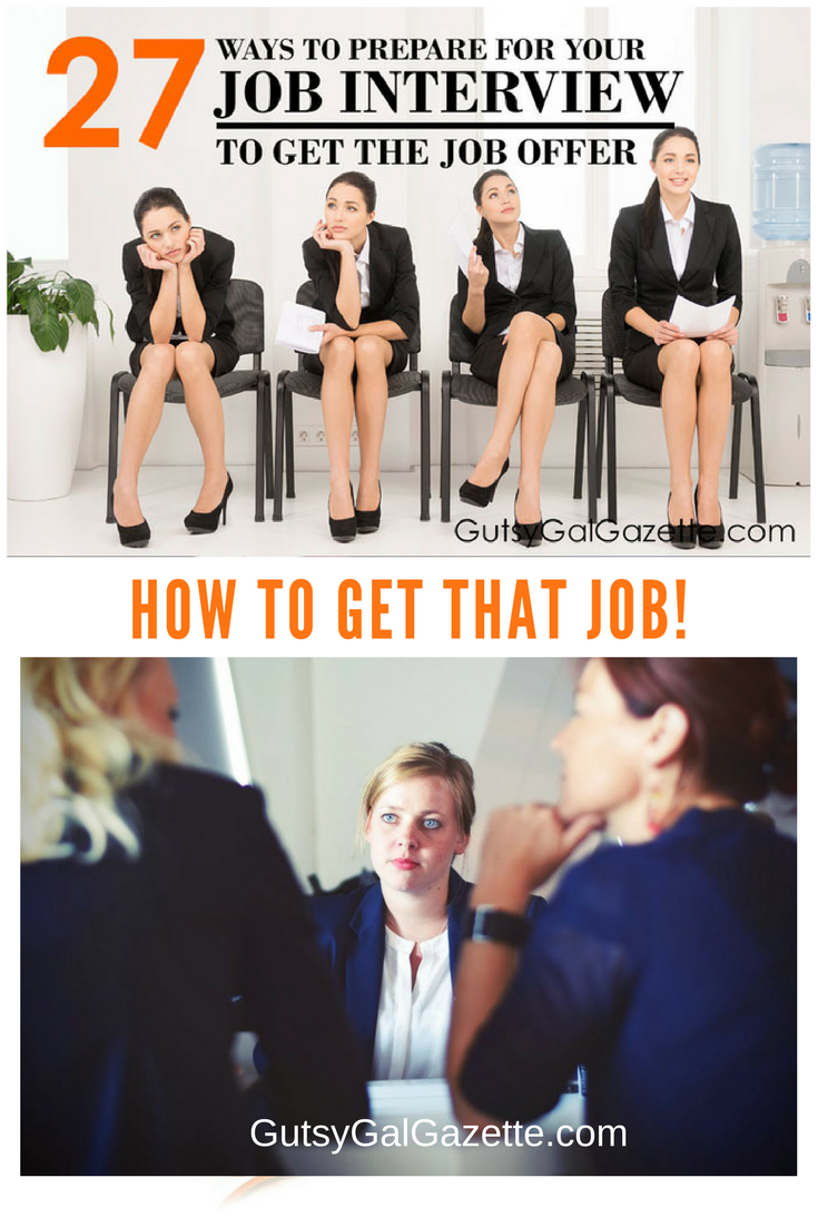 Awesome 27 Job Interview Tips   Career Advice   How To Get That Job Offer. #