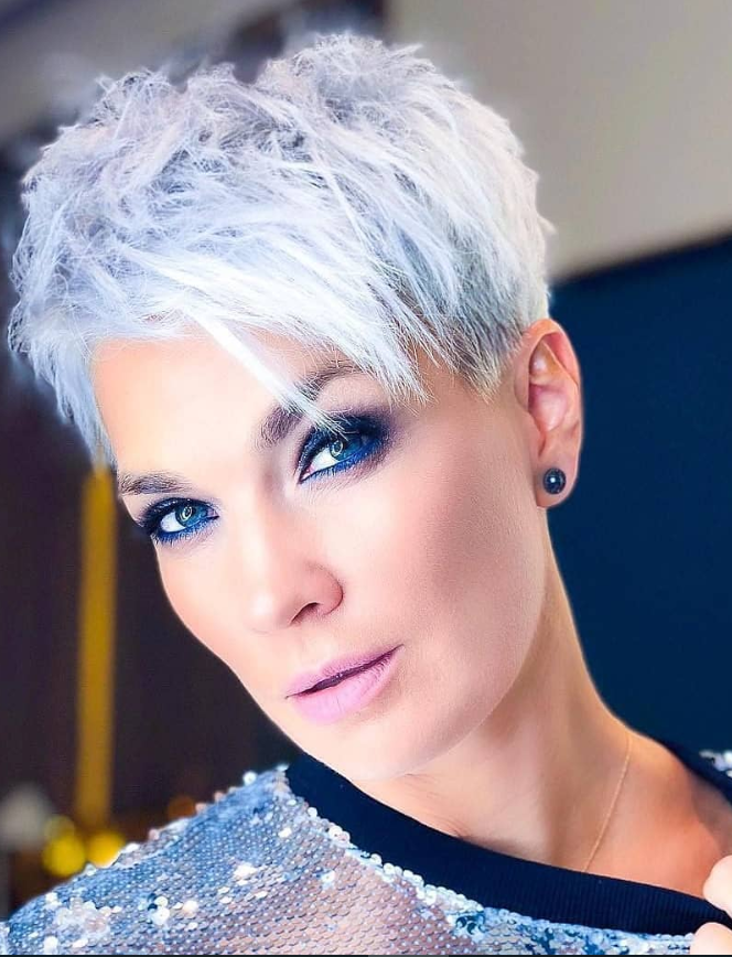 42 Trendy Short Pixie Haircut For Stylish Woman   Page 33 ...