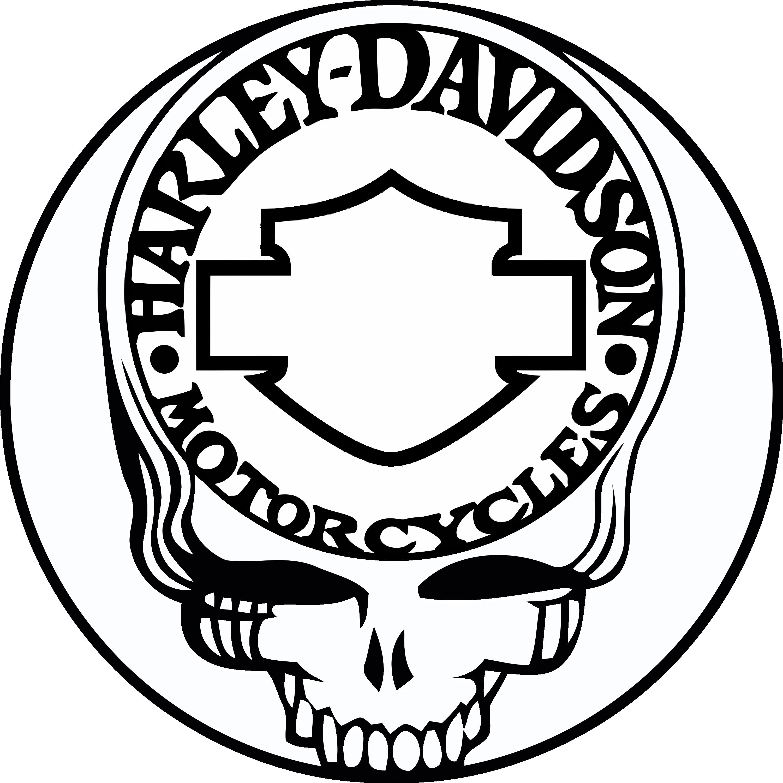 Harley Davidson Vinyl Decals