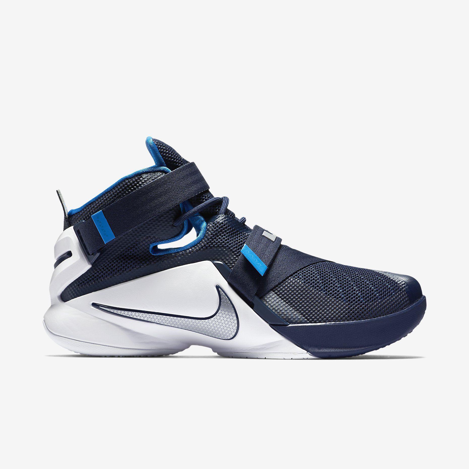 outlet store 6327a 48cab LeBron Soldier 9 (Team) Men s Basketball Shoe. Nike.com