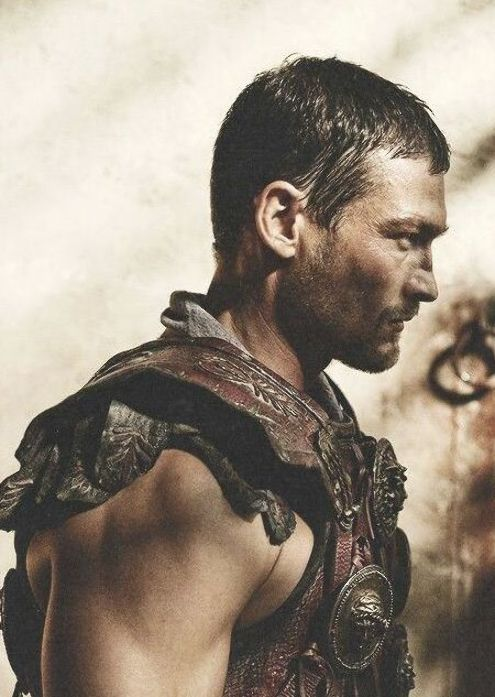 Pin by Susan West on Spartacus - Andy Whitfield