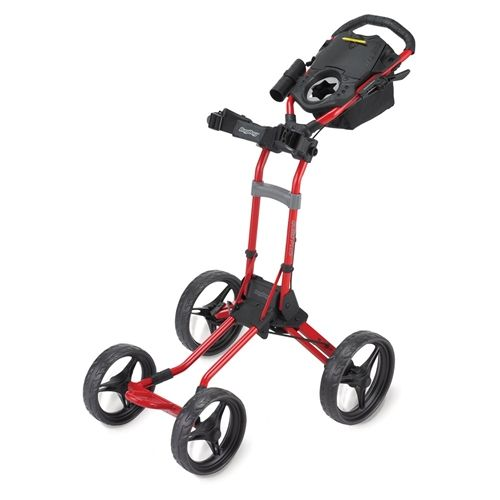 Quad Plus 4 Wheel Push Cart By Bag Boy But Now Readygolf