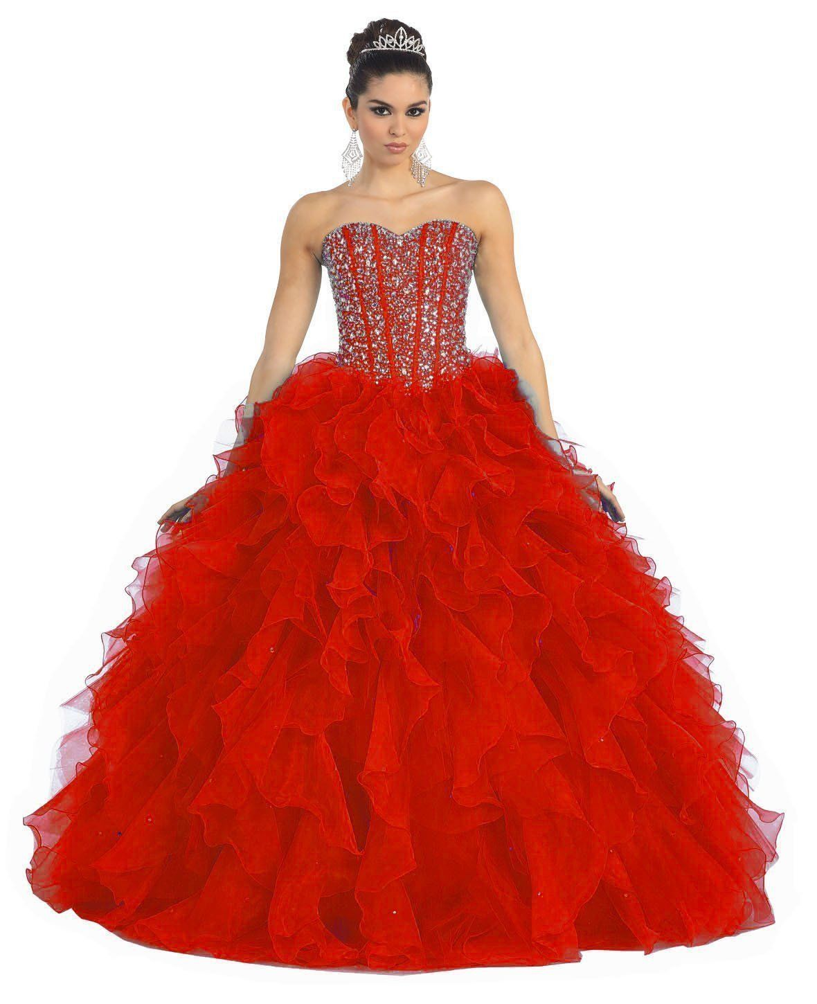 Quinceanera quinceanera long ballgown formal prom dresses in