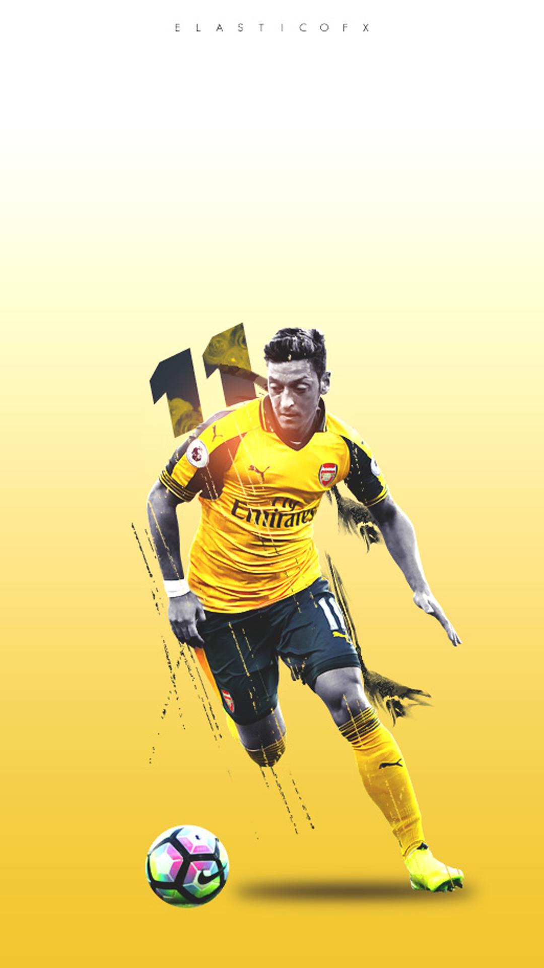 Mesut Ozil Arsenal Sepak Bola