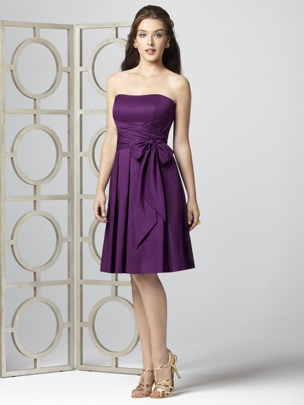 Bold colors for your bridesmaids