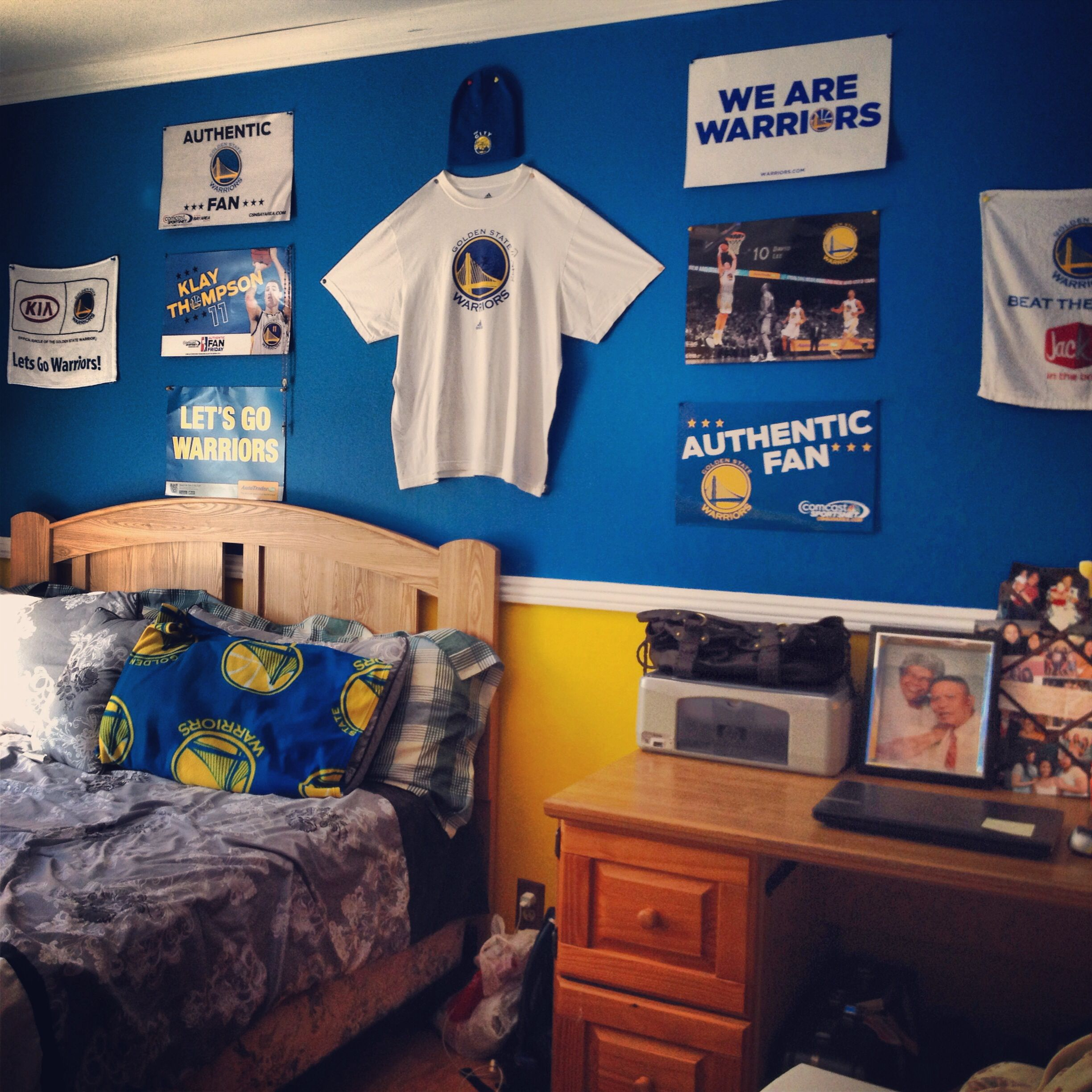 Golden State Room Decoration Golden State Warriors In